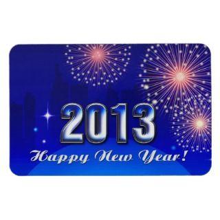 Feliz Año Nuevo 2013. Spanish Greeting Card