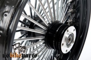 Big Spoke Felge 16x5,5 Speichenfelge 1 hinten Harley Davidson Custom