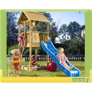 Spielturm Jungle Gym Club Komplettset Spielzeug