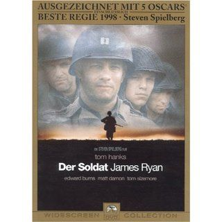 Der Soldat James Ryan (2 DVDs) Tom Hanks, Edward Burns