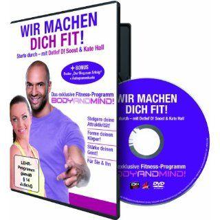 TV Das Original Body and Mind DVD Wir machen Dich fit