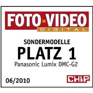 Panasonic Lumix Dmc G2keg K Systemkamera 3 Zoll Gehäuse
