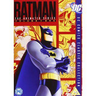 Batman DC Collection   Volume 1 [4 DVDs] [UK Import]