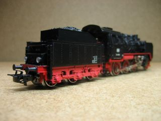 3003 , Dampflok mit Tender , DB BR 24058 , OVP ( 10054 439 )