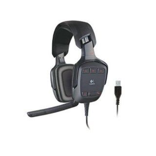 LOGITECH Headset G35 Surround Sound Headset Elektronik