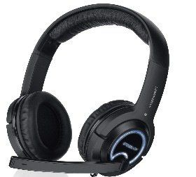 PC, PlayStation 3, Xbox 360   XANTHOS Stereo Console Gaming Headset