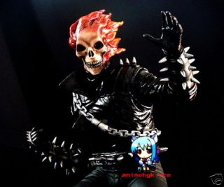 The Ghost Rider 1/6 Figure Vinyl Model Kit 11