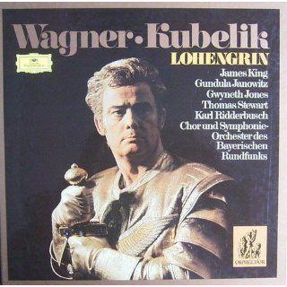 Wagner Lohengrin (GA) [Vinyl Schallplatte] [5 LP Box Set] Rafael