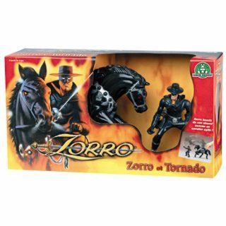 Zorro Action Figur   Jump & Ride Zorro + Tornado Spielzeug