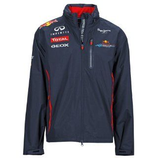 Red Bull Racing Replica Regenjacke Formel1 Team Modell 2012 Sebastian
