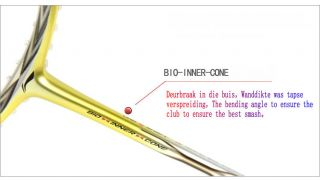 50%Discount Li Ning Woods N80 Badminton Racket Jorgensen Celebrity
