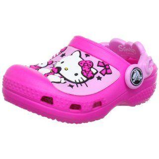 crocs Hello Kitty Candy Ribbons Clog (EU) 12948 6L4 131 Mädchen Clogs