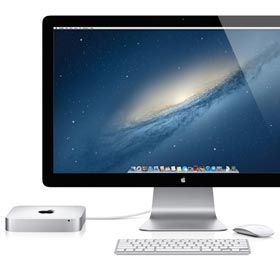 Apple MD387D/A Mac mini Desktop PC (Intel Core i5, 2,5GHz, 4GB RAM