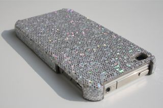 IPhone 4 Strass BLING GLITZER case Cover hülle Glamour
