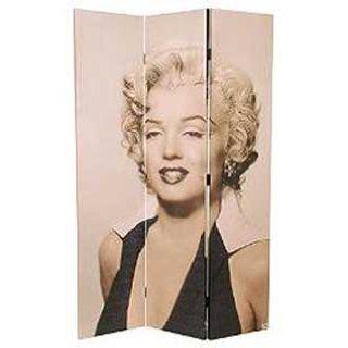 Paravent / Raumteiler / Spanische Wand Marilyn Monroe NEUES MODELL