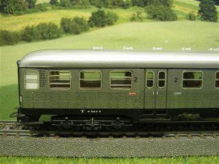 Märklin 4082 H0 Silberling / Personenwagen DB, 2.Kl., OVP / D942