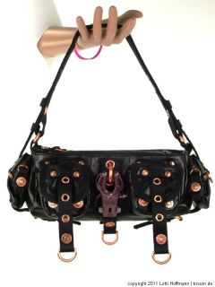 George Gina & Lucy Tasche GGL Betty Bullet, Black Tank
