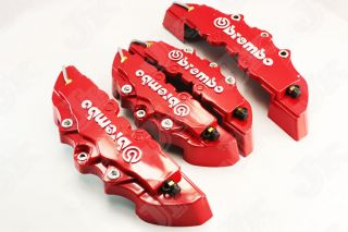 3D Brembo BRAKE CALIPER MERCEDES BENZ VAUXHALL RED