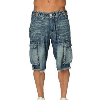 True Religion Jeans Shorts Isaac Basic Mens/ Cargo shorts
