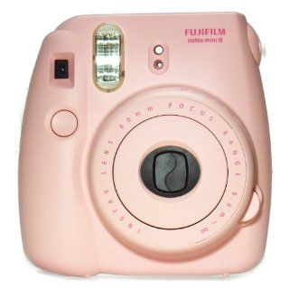 New Model Fuji Instax 8 Color Pink Fujifilm Instax Mini