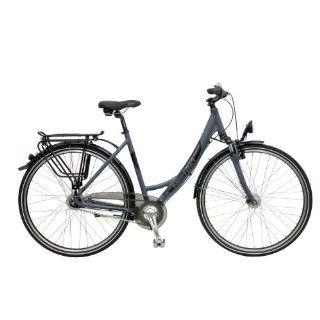 Nishiki Fahrrad Master Lite Damen schwarz matt (2012) (Rahmengrösse