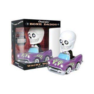 Bobble Head   Bone Daddy Hot Rod Wackelkopf Spielzeug