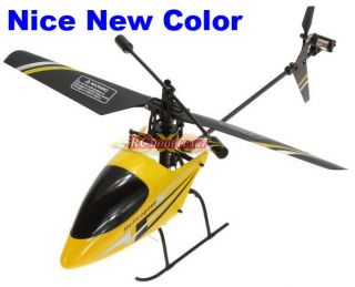 4G 4CH Single Blade Gyro RC MINI Helicopter Outdoor V911 kit(only
