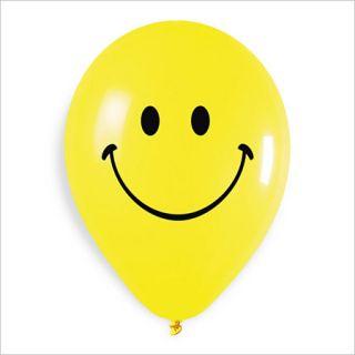Luftballons Ballons Smile Face Smiley lachendes Gesicht Kinder
