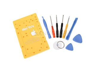 10Pcs Repair Opening Tool Kit Screwdriver Set for iPhone 3G 4G 4S