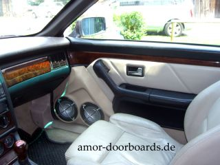 Audi 80 B4 Doorboards GFK Limousine Coupe Cabrio Avant