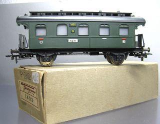 Fleischmann 1402 2; Personenwagen 2. Kl. DRG OV  G469
