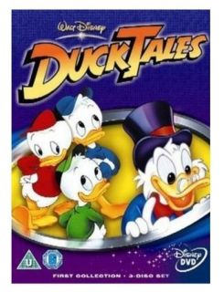 Box DUCK TALES Teil 1,2,3 Walt Disney 457 Min NEU 20 Episoden