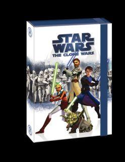 Star Wars Clone G3 Heftbox A4 Heftmappe Box Sammelbox Sammelmappe