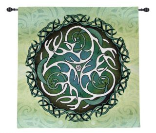 Antlers and Moons Wall Tapestry
