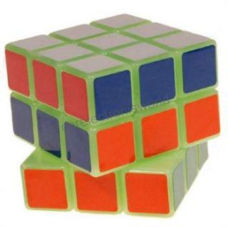 3x3x3 Rubiks Cube Luminous Magie IQ Test Zauberwürfel, Puzzle, Rubic