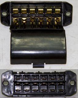 Sicherungskasten Fiat 500 F/ L / R   Fiat 500 F Giardiniera
