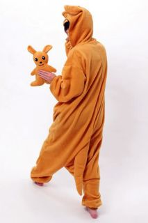 Halloween Costumes kangaroo Kigurumi Japan party pajamas Genuine from