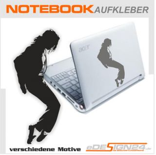 E98 Michael Jackson Laptop Notebook Sticker Aufkleber