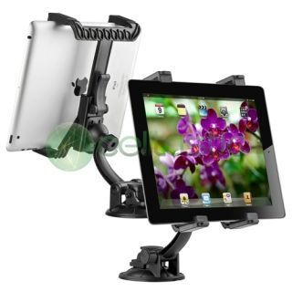 360° Car Mount Holder Adjustable Cradle for Acer Iconia Tab A500 A501