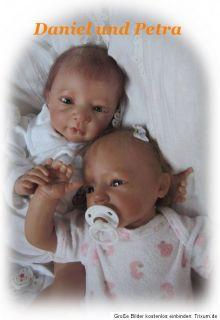 Zwillinge Daniel+Petra BS Linde Scherer♥☆Reborn Reallife♥☆so