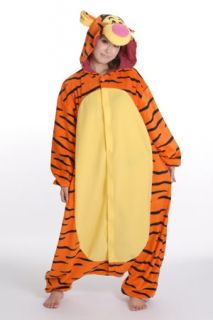 NEW Disney Winnie the Pooh Tiger Costume Kigurumi pajamas party