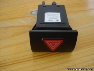 / Hazard switch Seat Leon Toledo 1M0941509 1M0 941 509 PNT