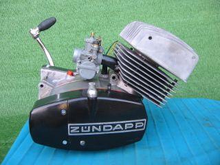 Zuendapp C 50 KS 50 super sport 517 Motor Getriebe 5 gang 6 25 PS top