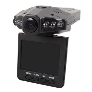 Auto Kamera IR 6 TFT Color LCD Car Dashboard Cam Camera DVR Moniter