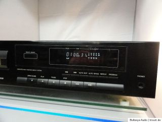 Denon DCD 520 cd player