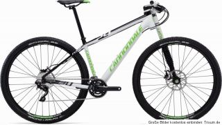 Cannondale MTB Flash 29er Carbon 3 2012 ***NEU***