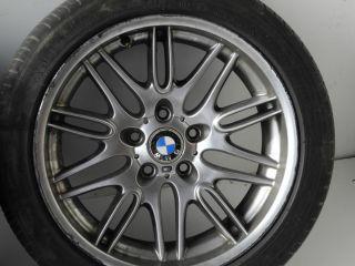 Original BMW M5 Styling 65 M Doppelspeiche 18 Zoll Alufelge für BMW