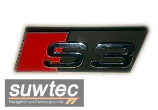 Grill Emblem Schriftzug S3 Audi original neu