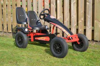 Original Dinocars Gokart Sport Red Devil mit super leichtläufigen