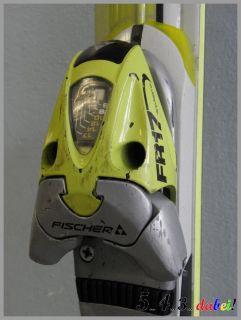 FISCHER rc4 World Cup SC Herren Carver Carving Ski 170 cm & Fischer